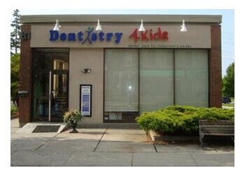 Ajax children dentist Dr. Debbie Aber, DDS