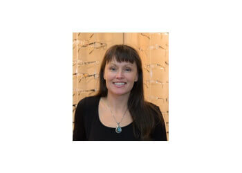 Port Coquitlam pediatric optometrist Dr. Deborah Jennings, OD