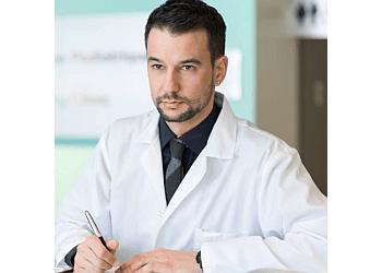 Montreal podiatrist Dejan Radic, DPM