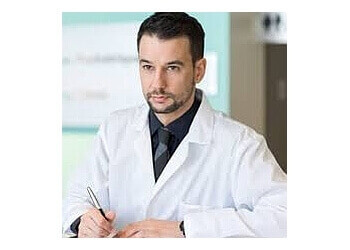 Montreal podiatrist Dr. Dejan Radic, DPM