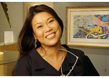 Vancouver optometrist Dr. Della Chow, OD