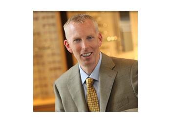 Waterloo optometrist Dr. Derek MacDonald, OD