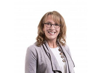 Moncton pediatric optometrist Dr. Diane Collin, OD