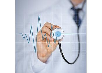 Fredericton cardiologist Dr. Djilali Hanzal, MD