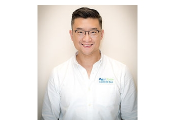 Vancouver chiropractor Dr. Dominic Chan, DC