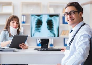 Montreal radiologist Dr. Donald Edde