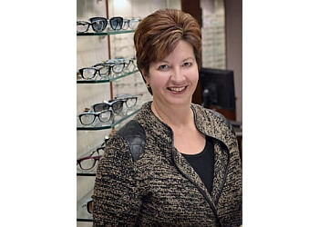 Saskatoon pediatric optometrist Dr. Dorothy Barrie, OD