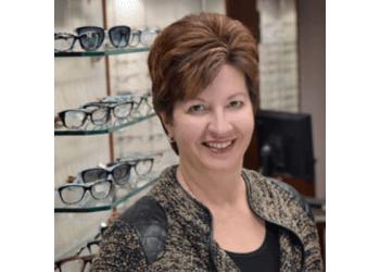 Saskatoon pediatric optometrist Dr. Dorothy Barrie, OD