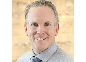 St Catharines optometrist Dr. Douglas Denbak, OD