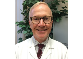Edmonton cardiologist Dr. Dylan Taylor