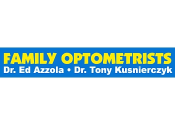 Sudbury optometrist Dr. ED Azzola, OD