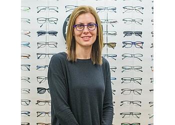 Winnipeg pediatric optometrist Dr. Elisa Fiorentino, OD