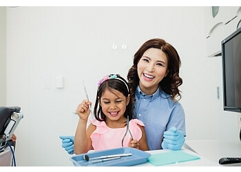 Surrey children dentist Dr. Ella Choi, DDS