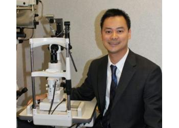 Newmarket optometrist Dr. Eric Bella, OD