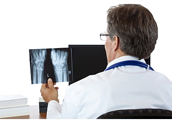 Sudbury orthopedic Dr. Eric Robinson