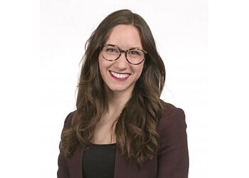 New Westminster pediatric optometrist Dr. Errin Bligh, OD