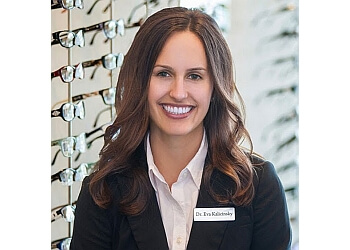 Langley pediatric optometrist Dr. Eva Kalicinsky, OD