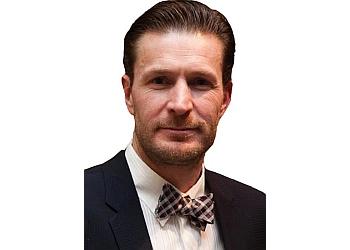 Edmonton cardiologist Dr. Evan Lockwood, MD, FRCPC