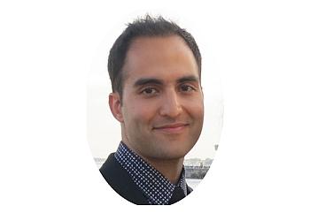 Edmonton children dentist Dr. Fardad Vaziri, DDS