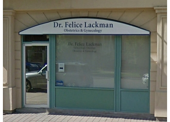 Markham gynecologist Dr. Felice Lackman, MD