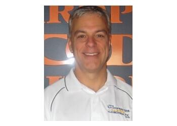 Moncton chiropractor Dr. Francois LeBlanc, DC