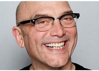 Welland optometrist Dr. Frank Robertson, OD