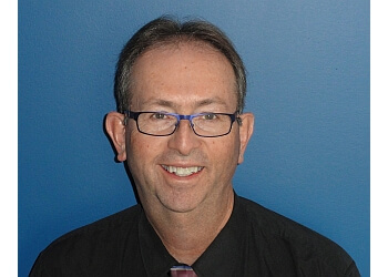 Thunder Bay pediatric optometrist Dr. Fred Fydell, OD