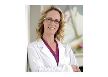 Nanaimo dermatologist Dr. Gabriele Weichert, MD