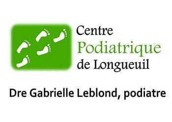 Longueuil podiatrist Dr. Gabrielle Leblond