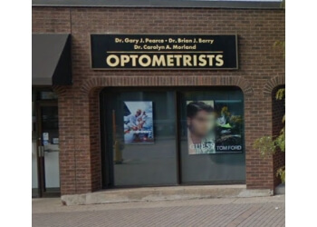 North Bay optometrist Dr. Gary Pearce, OD