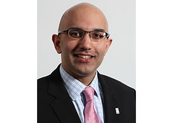 London orthopedic Dr. George Athwal, MD, FRCSC