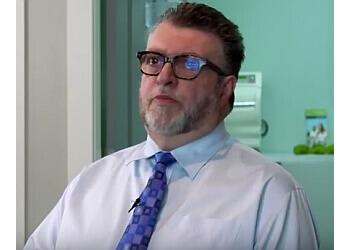 Chilliwack podiatrist Dr. George Duft, DPM