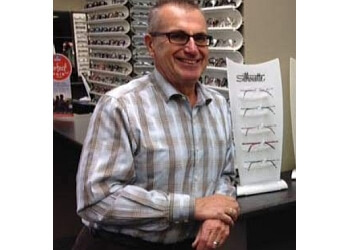 Sarnia pediatric optometrist Dr. George P. Bociurko, OD