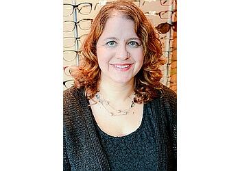 Delta pediatric optometrist Dr. Giulia DeVuono, OD