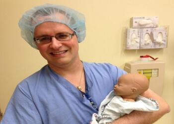 Ottawa gynecologist Dr. Glenn Posner, MD