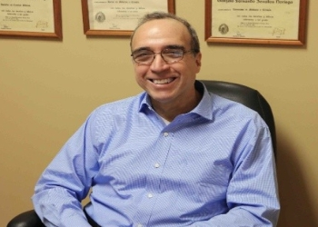 Milton gynecologist Dr. Gonzalo Fernando Zevallos, MD