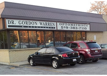 Dr. Gordon Warren, OD