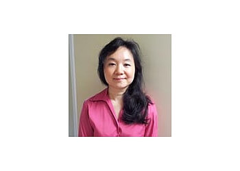 Vancouver pediatric optometrist Dr. Grace Ng, OD