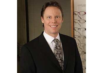 Vancouver pediatric optometrist Dr. Graham Foster, OD