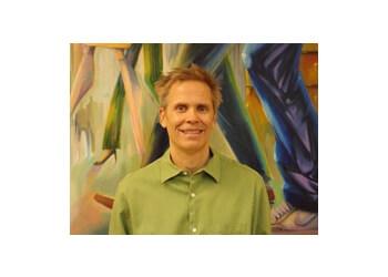 Kelowna podiatrist Greg Lindsey, DPM