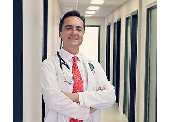 Red Deer cardiologist Dr. Gustavo Nogareda, MD, MChem, LMCC, USMLE