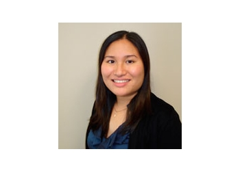 Port Coquitlam pediatric optometrist Dr. Gwendolyn Wong , OD