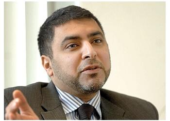 Prince George cardiologist Dr. Haidar M. Hadi, MBChB, MRCP
