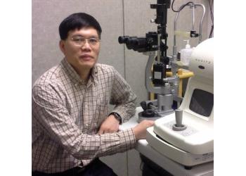 North Vancouver pediatric optometrist Dr. Haiquan Liu, OD