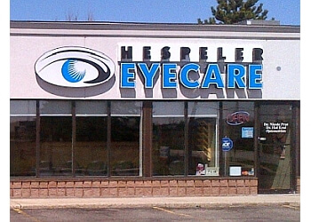 Cambridge optometrist Dr. Hal. Erol, OD