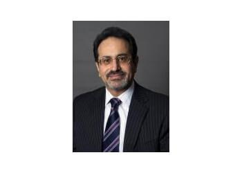 Calgary cardiologist Dr. Hamid Habibi, MD