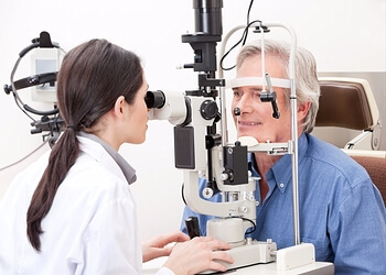 Coquitlam optometrist Dr. Han Hannah, OD