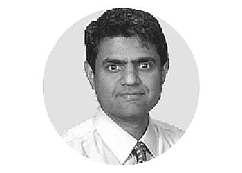 Toronto endocrinologist Dr. Hasnain Khandwala