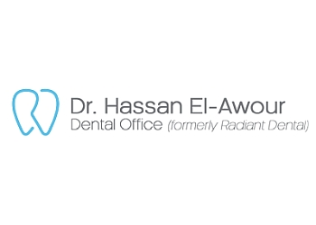 Mississauga dentist Dr. Hassan El-Awours, DDS