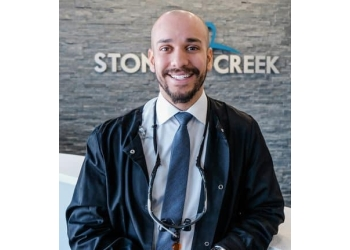 London dentist Dr. Hesham Sherghin, DDS